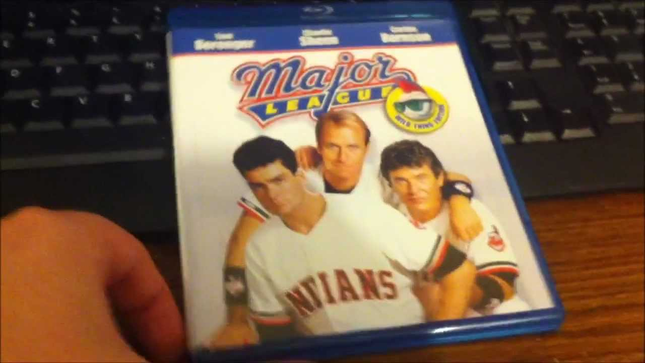 Download Major League Wild Thing Edition BLU-RAY REVIEW