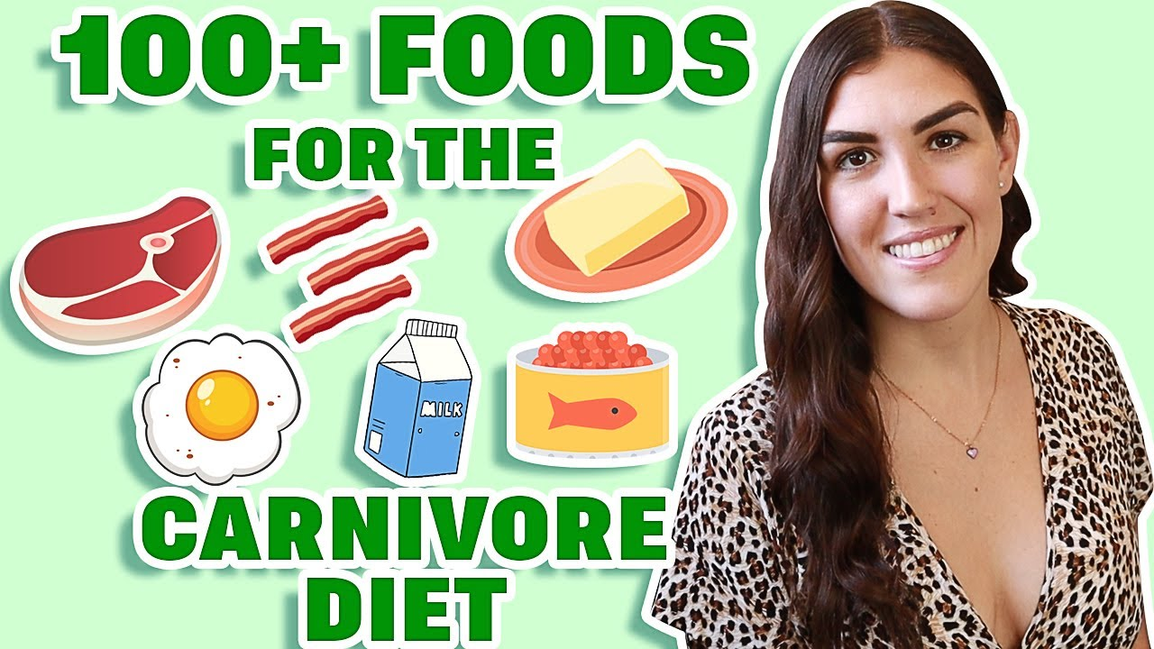 3 Day Carnivore Diet Meal Plan For Weight Loss Youtube