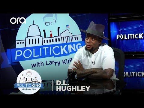 D.L. Hughley talks Donald Trump and new book