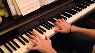 Star Trek Generations End Theme Piano Cover