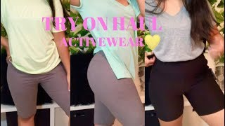 TRYING AFFORDABLE GYM CLOTHES FROM ROSS