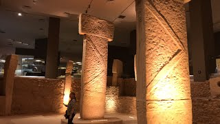 Urfa Museum Of Gobeklitepe In Turkey Video