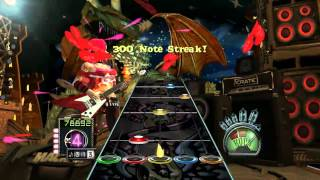 Guitar Hero III: The Strokes - Reptilia [Expert] [Hyperspeed: 3] 100% (FC)