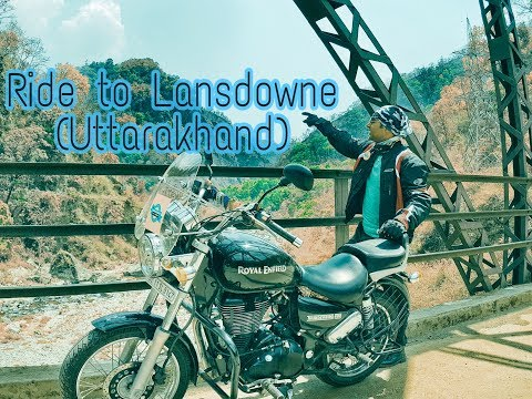 Ride to Lansdowne (Uttrakhand) on Royal Enfield Thunderbird| Day 1| #Travel Diaries