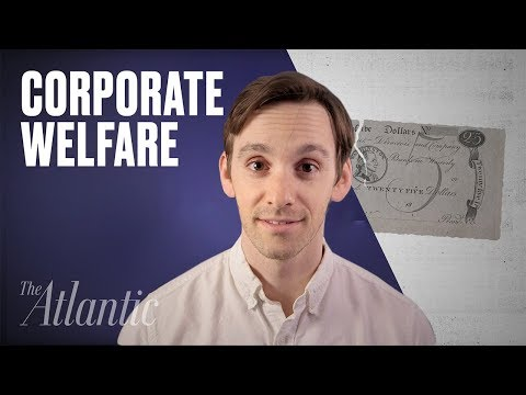 We Should Be 'Screaming Mad' About Amazon's 'Corporate Welfare'