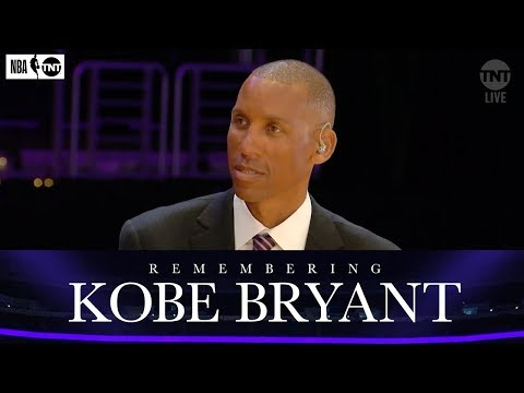 Reggie Miller would get texts and calls from a young 17 year old Kobe every day, and upon hearing Reggie call MJ the 'Black Cat' and some ensuing silence that followed, Kobe said: