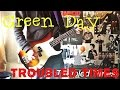 Green Day Troubled Times Bass Cover mp3