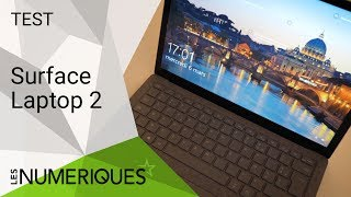 Le Surface Laptop de Microsoft revient dans une seconde version trè...