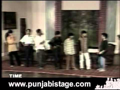 Jumma Gang Naal (Clip 2/2) - Punjabi Stage Show