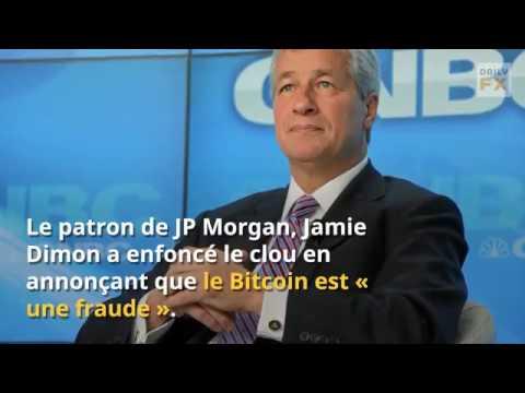 Bitcoin : Le PDG de JP Morgan et la banque de Chine font la mauvaise semaine du bitcoin