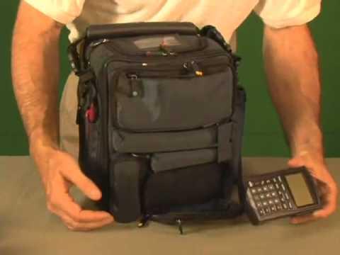 Brightline Pilot Bag Demo