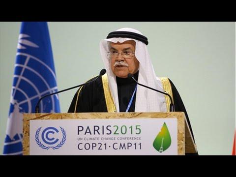 Oil Gushing Saudi Arabia Major Obstacle at COP-21 in Paris