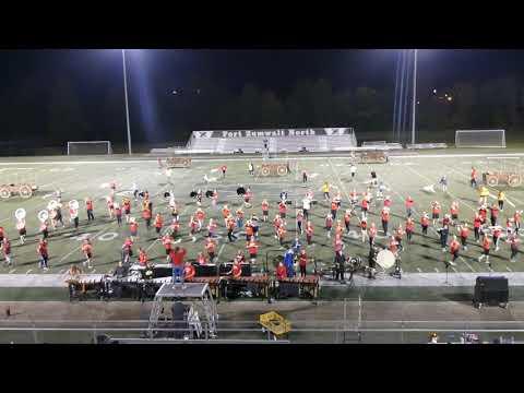 FZN Marching Band 10-9-19 Wed Full Run