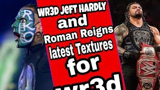 How To Make Wr3D Textures