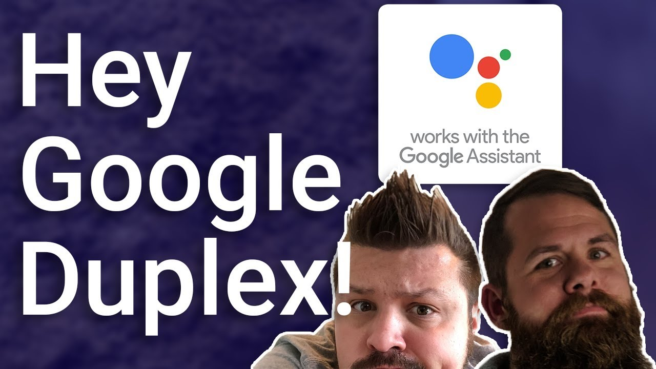 Testing Google Duplex LIVE!