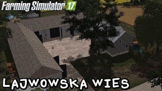 ️Prezentacja mapy - Lajwowska wieś #50 Farming Simulator 17