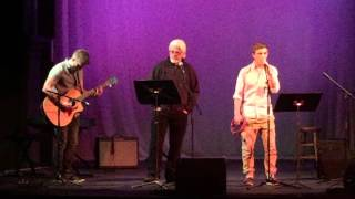 Connor Foye Performs Self-Written Song with Michael McDonald & Brian Thompson