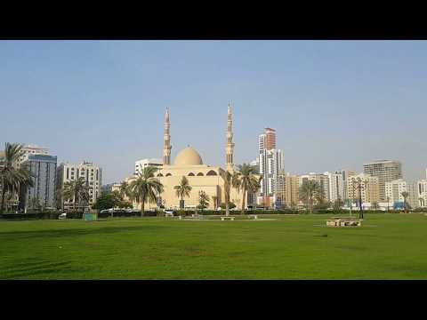Dubai videos hd Sharjah Rolla area