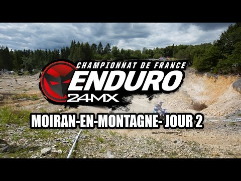 Enduro : Moirans en Montagne - Résumé Dimanche