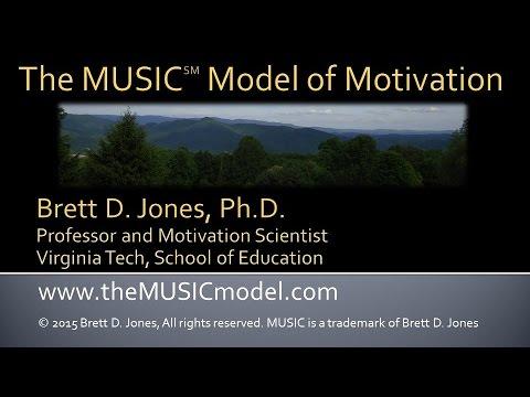 music model of motivation youtube