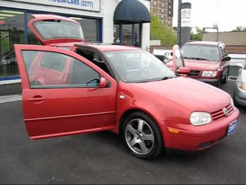 2001 vw golf gti exterior interior video mehrsauto ca. Black Bedroom Furniture Sets. Home Design Ideas