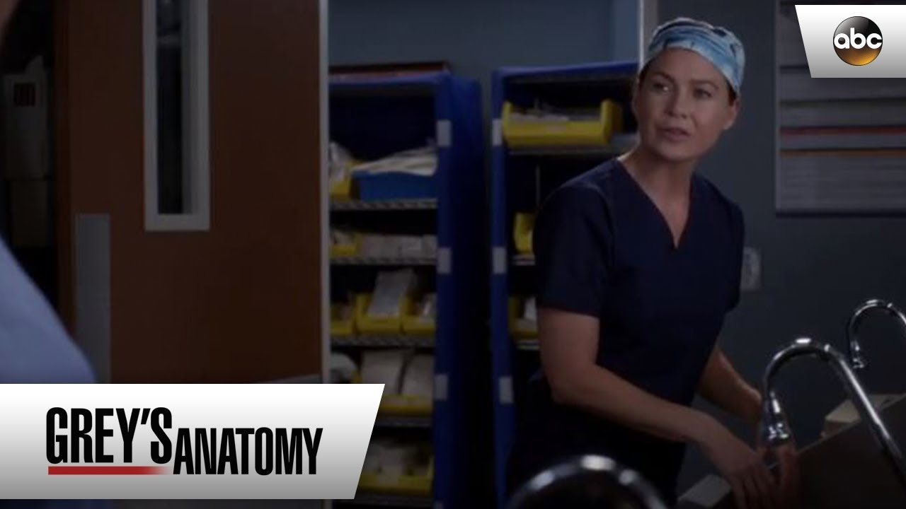Meredith Teaches Jo A Lesson - Grey's Anatomy - YouTube