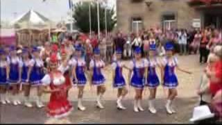 La parade des Pieux