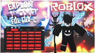 NEW ROBLOX EXPLOIT - PROXO | FULL LUA-C, QUICK EXE, CLICK-TP AND MORE! (WORKING)