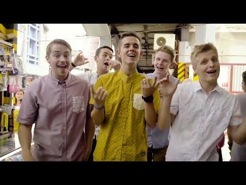 Hey Joe! BYU students' secret life as Filipino video stars