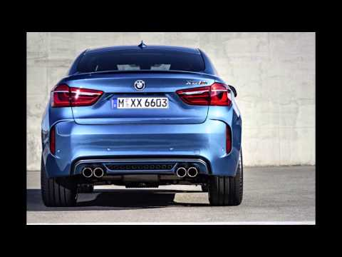 2016 2017 Bmw X6 M First Look Overviews Release Date