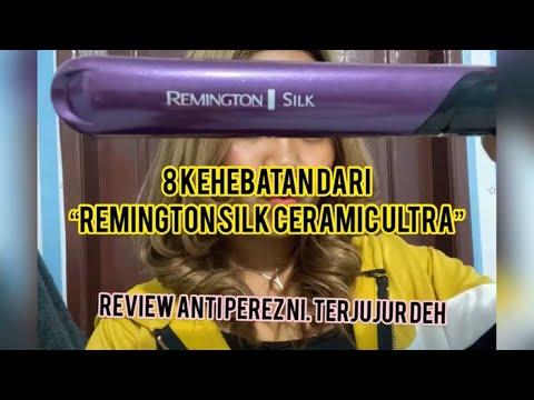 Download Review REMINGTON SILK CERAMIC ULTRA ! Tahan berhari2 mau nangis😭