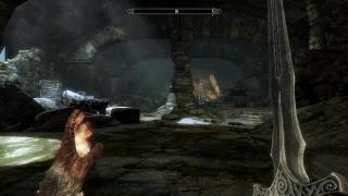 Restarting Skyrim Legendary Edition