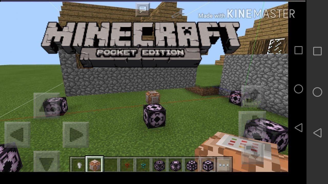 Minecraft pe railroad update