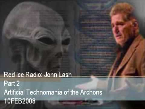John Lamb Lash Interview On Red Ice Radio - Gnosticism and Abrahamic Religion Part 2
