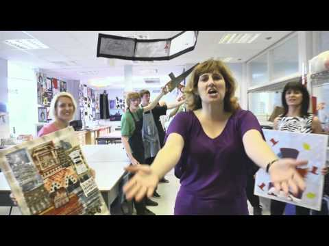 Charnwood College UK OFFICIAL LipDub -- Firework