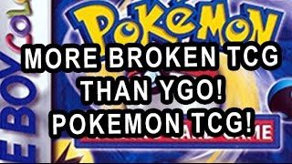 MORE BROKEN TCG THAN YGO! POKEMON TCG! FLIP COINS RNG 2 WIN!