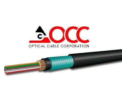 Cable De Fibra Cables Y Redes, OCC (Optica, Optical Cable Corporation)