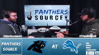 Carolina Panthers at Detroit Lions Preview, News, and Notes- LIVE