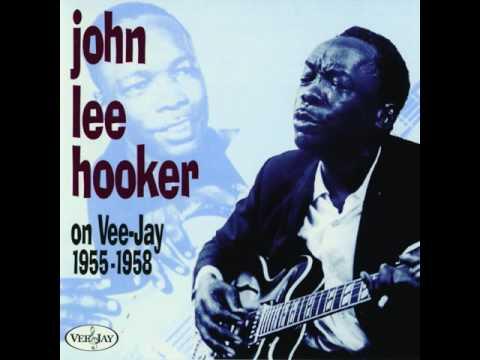 """John Lee Hooker - """"Unfriendly Woman aka Stop Now"""""""