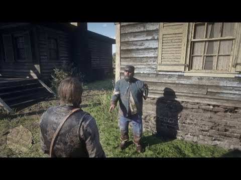 Mickey's Reaction To Arthur's Death - Red Dead Redemption 2 (RDR 2) thumbnail