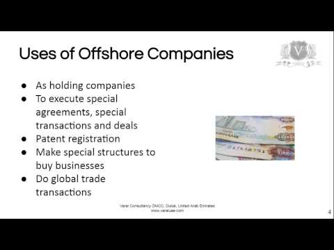 Offshore Companies | Established Way To Guard Your Wealth