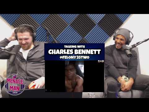 Charles Bennett on koing Wanderlei Silva, Rashad Evans helping him in jail, Greg Hardy & more