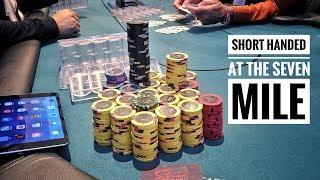 Short Handed Poker Swings & San Diego Events | VLog 5