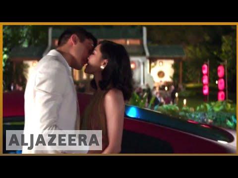 🇺🇸 Film Crazy Rich Asians takes Hollywood by storm | Al Jazeera English