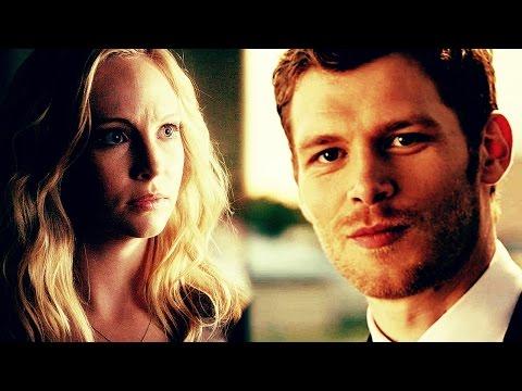 Klaus And Caroline [4x13]