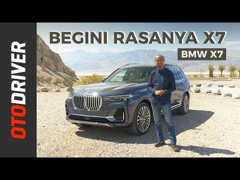 BMW X7 2019 | First Drive | OtoDriver