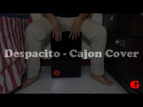[Cajon Cover] Despacito – Luis Fonsi ft. Daddy Yankee (Boyce Avenue Acoustic Version)