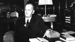 1949-09-21 - Kurt Schumacher (SPD) - Stellungnahme der Opposition zur Regierungserklärung (1/3)