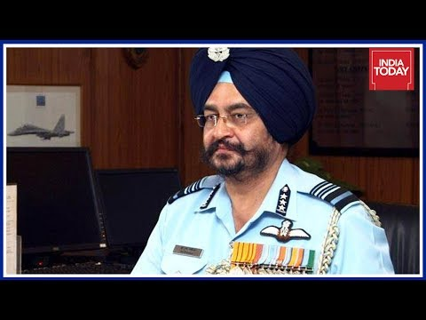 India Today Exclusive Interview: Air Chief Marshal B S Dhanoa