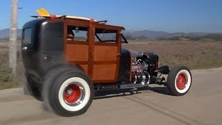Rollin' In a Woody - Jack Dick's Surf Wagon - /BIG MUSCLE